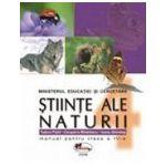 Stiinte ale naturii. Manual pentru clasa a IV-a