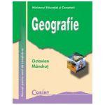 Geografie. An de completare. Manual pentru clasa a XI-a