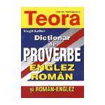 Dictionar de proverbe englez-roman si roman-englez