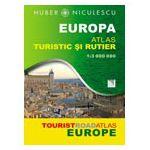 Europa Atlas turistic si rutier