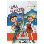 Limba franceza pentru clasa a V-a (limba moderna 1)