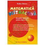 Matematica distractiva. Disciplina optionala. Clasa a IV-a