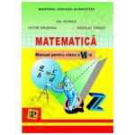 Matematica. Manual clasa a VI-a. Petrion