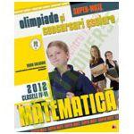 Olimpiade si concursuri scolare de matematica. Clasele IV-VI
