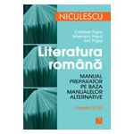 Literatura romana. Manual preparator pentru cl IX XII
