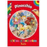 Citim si Coloram Pinocchio