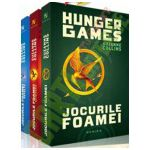 Trilogia 'Jocurile Foamei' (paperback)