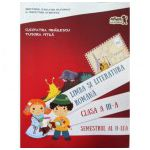 Limba si literatura romana manual pentru clasa a III-a, semestrul 2 (contine varianta digitala)