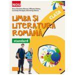 LIMBA SI LITERATURA ROMANA STANDARD 2013. CLASA A VI-A