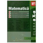 Matematica M1 Clasa a X-a - Breviar teoretic - Exercitii si probleme rezolvate -Exercitii si probleme propuse