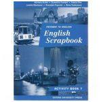 ENGLISH SCRAPBOOK. ACTIVITY BOOK