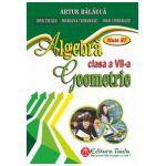 Algebra si Geometrie clasa a VII-a. Auxiliar de aritmetica