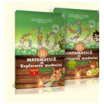 Matematica si explorarea mediului - Auxiliar 1+2 clasa a II-a