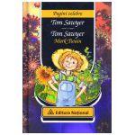 Tom Sawyer - Ediţie bilingvă (română - engleză)