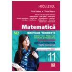 Matematică clasa a XI-a (M2)- Breviar teoretic cu exerciţii şi probleme propuse şi rezolvate -Teste iniţiale