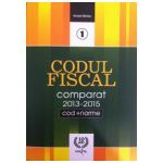 Codul Fiscal Comparat 2013-2015 (3 vol)