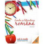 Limba si literatura romana, caiet de vacanta pentru clasa a V-a