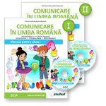 COMUNICARE ÎN LIMBA ROMÂNĂ - MANUAL PENTRU CLASA I (PARTEA I ŞI PARTEA A II-A) - Pacearca