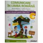 Comunicare in limba romana. Caietul elevului clasa a II-a, sem. 1 (Mirela Mihaescu)
