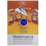Matematica 2016 - Evaluarea nationala pentru absolventii clasei a VIII-a (Clubul matematicienilor)