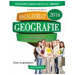 BACALAUREAT 2016. GEOGRAFIE. 36 DE TESTE, DUPA MODELUL M.E.C.S.
