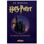 Harry Potter și piatra filosofală - vol.1