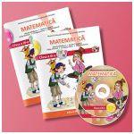 Matematica manual pentru clasa a III-a. Semestrul I si II(editie tiparita si editie digitala)