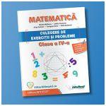 Matematica, culegere de exercitii si probleme pentru clasa a IV-a
