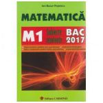 Bacalaureat 2017 Matematica M1 - Subiecte rezolvate