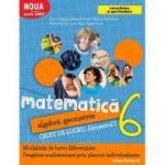 Matematică. Algebră, geometrie. Caiet de lucru. Clasa a 6-a. Semestrul I. Consolidare