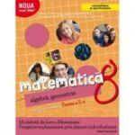 Matematică. Algebră, geometrie. Caiet de lucru. Clasa a 8-a. Partea a II-a. Consolidare
