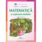 Matematica si explorarea mediului Manual pentru clasa a II-a