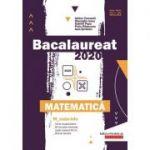 Matematică M_Mate-Info - Bacalaureat 2020