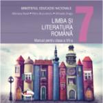 Limba si literatura romana. Manual pentru clasa a VII-a - Aramis