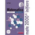 Matematică. Algebră, geometrie. Caiet de lucru. Clasa a VIII-a. Inițiere. Partea a II-a
