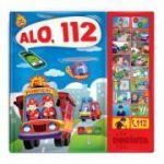 Carte cu sunete - Alo, 112