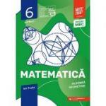 Matematică. Algebră, geometrie. Caiet de lucru. Clasa a VI-a. Inițiere. Partea I