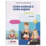Limba Engleza Limba Moderna 2 Manual pentru clasa a 5 a
