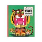 Tiger And Friends: A Pop-Up Book (Scribblers Pop-Up Book) Board book