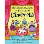 Children's Classics in English: Cinderella