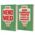 Memomed 2021, doua volume. Editia 27 - Dumitru Dobrescu