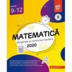 Matematică. Olimpiade şi concursuri şcolare 2020. Clasele 9-12