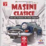 Prima carte cu masini clasice