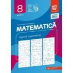 Matematica. Algebra, geometrie. Clasa a VIII-a. 2022 Consolidare. Partea I - Anton Negrila, Maria Negrila