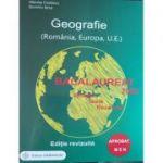 Geografie, Sinteze, Teste. Rezolvari - Bacalaureat 2022 - Albinita Costescu