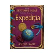 Expeditia. Septimus Heap cartea a 4-a