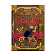Leacuri. Septimus Heap cartea a 3-a