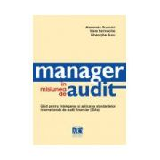 Manager in misiunea de audit