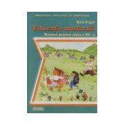 Educatie muzicala. Manual pentru clasa a III-a