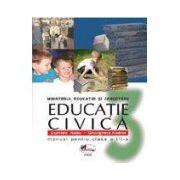Educatie civica – manual, clasa a III-a - Radu